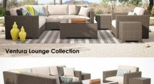 95 تحميل موديلات كنب Crate & Barrel Ventura Collection Set I