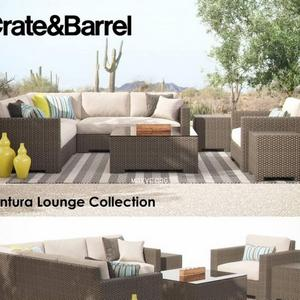 95 تحميل موديلات كنب Crate & Barrel Ventura Collection Set I