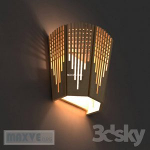 تحميل موديلات  57 مصابيح الحائط
