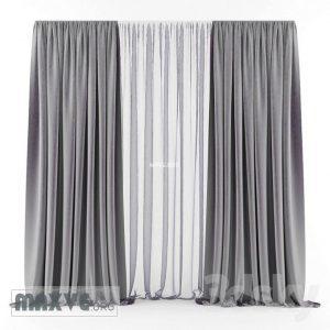 تحميل موديلات  374 ستائر Curtain ستائر