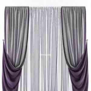 تحميل موديلات  375 ستائر Curtain ستائر