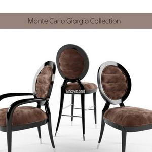 تحميل موديلات  611 Monte Carlo giorgio collection chair كرسي