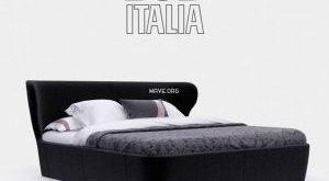 تحميل موديلات  236 B&B  italia  papilio  سرير bed