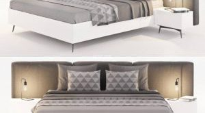 تحميل موديلات  237 Boconcept Lugano  سرير bed