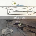 تحميل موديلات  278 Table & chair- طاولة-وكرسي Arketipo Rebus