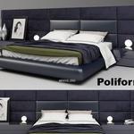 تحميل موديلات  238 poliform dream  سرير bed