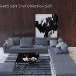 109 تحميل موديلات كنب Minotti Sectional Collection
