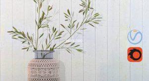 تحميل موديلات  199 Plant نبات