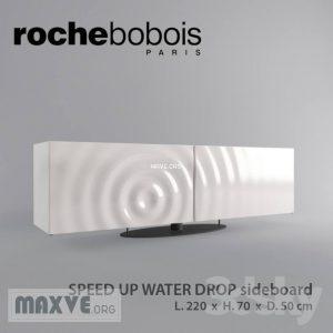 تحميل موديلات  155 Rochebobois   خزانة-ذات-أدراج Rochebobois SPEED UP WATER DROP