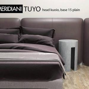 تحميل موديلات  243 Meridiani Tuyo head kuoio سرير bed