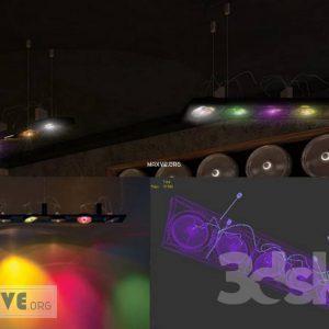 تحميل موديلات  2 أضاءه الشوارع والاضاءه التقنية