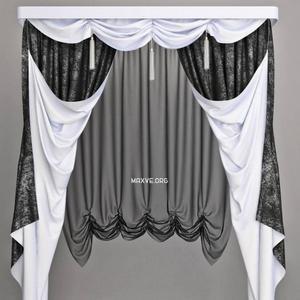 تحميل موديلات  381 ستائر Curtain ستائر