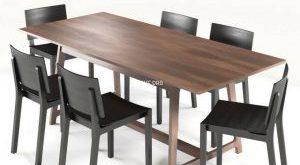 تحميل موديلات  285 Table & chair- طاولة-وكرسي Zeitraum Tavola Zeitraum Finn