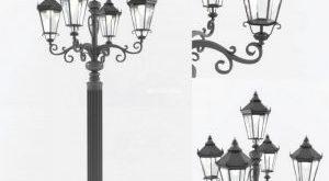 تحميل موديلات  29 أضاءه الشوارع والاضاءه التقنية