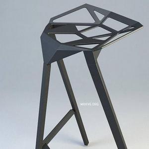 تحميل موديلات  494 One KONSTANTIN GRCIC Chair كرسي