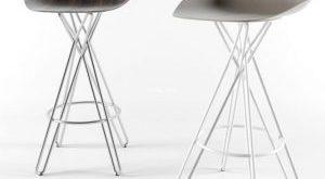 تحميل موديلات  642 Poliform Harmony Stool Chair كرسي