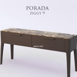 تحميل موديلات  201 Porada Ziggy   خزانة-ذات-أدراج Porada Ziggy