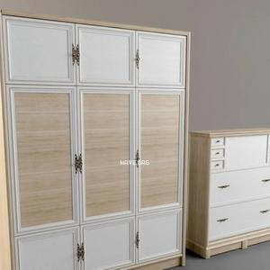 تحميل موديلات  136 Wardrobe - خزائن