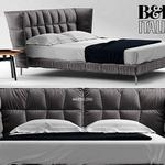 تحميل موديلات  252 B&B italia سرير bed