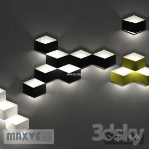 تحميل موديلات  265 مصابيح الحائط