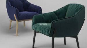 تحميل موديلات  647 kreslo nido  Chair كرسي