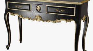 تحميل موديلات  294 Table & chair- طاولة-وكرسي Console MG 12607