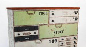 تحميل موديلات  209 Kara   خزانة-ذات-أدراج Kara Dresser do it yourself