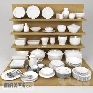 تحميل موديلات  149 أدوات المائدة