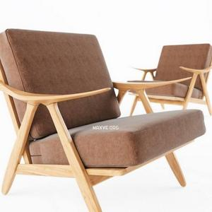 تحميل موديلات  653 Armchair Oliviano Chair كرسي