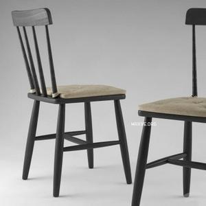 تحميل موديلات  497 Olle Chair Ikea_profi Chair كرسي