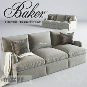152 Barker كنب Barker Churchill Dressmaker