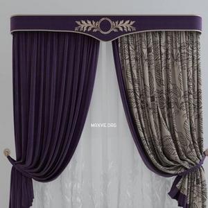 تحميل موديلات  405 ستائر Curtain ستائر