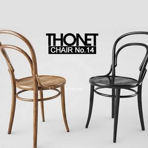 تحميل موديلات  665 thonet_no_14 Chair كرسي