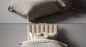 تحميل موديلات  270 Pufetto Belluno سرير bed