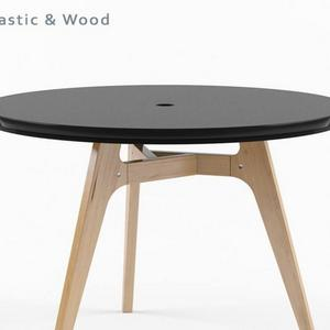 تحميل موديلات  233 Table & chair- طاولة-وكرسي PW  and