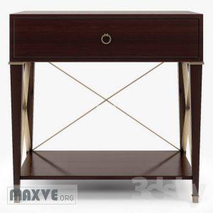 تحميل موديلات  231 خزانة-ذات-أدراج Victoria Hagan The Taylor Side Table Mod