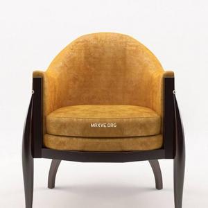 تحميل موديلات  687 Ruhlmann chairs كرسي