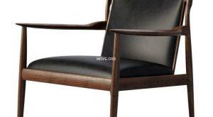 تحميل موديلات  694 Claude by Ritzwell Chair كرسي