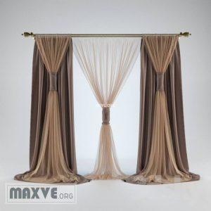 تحميل موديلات  420 ستائر Curtain ستائر