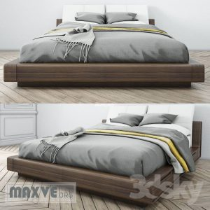 تحميل موديلات  285 Redhome سرير bed Lumi 03