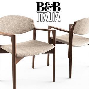 تحميل موديلات  702 B&B Italia Emy Chair كرسي
