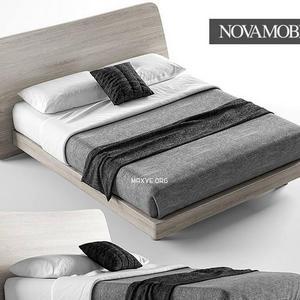 تحميل موديلات  287 Novamobili Sheet سرير bed