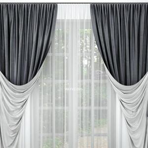 تحميل موديلات  424 ستائر Curtain ستائر
