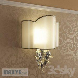 تحميل موديلات  14 مصابيح الحائط