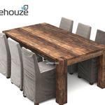 تحميل موديلات  331 Table & chair- طاولة-وكرسي