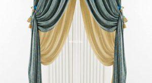 تحميل موديلات  426 ستائر Curtain ستائر
