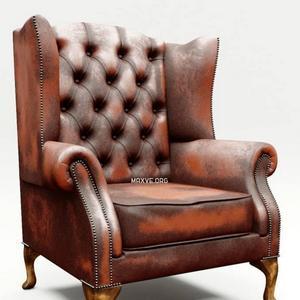 تحميل موديلات  717 Chesterfield_Chair كرسي