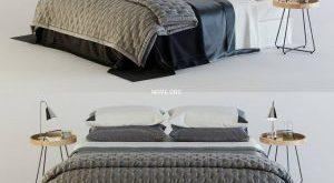 تحميل موديلات  297 Zara Home Set سرير bed
