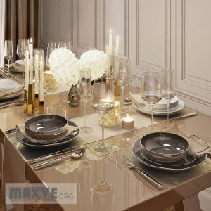 تحميل موديلات  248 أدوات المائدة