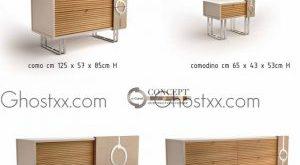 تحميل موديلات  240 خزانة-ذات-أدراج caroti chest of drawers